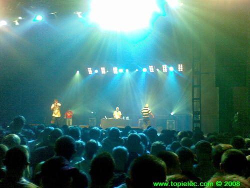 Coke Live Music Festival 2008, dzien 2